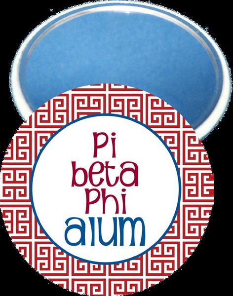 Pi Beta Phi Alum Mirror