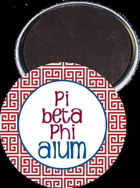 Pi Beta Phi Alum Magnet