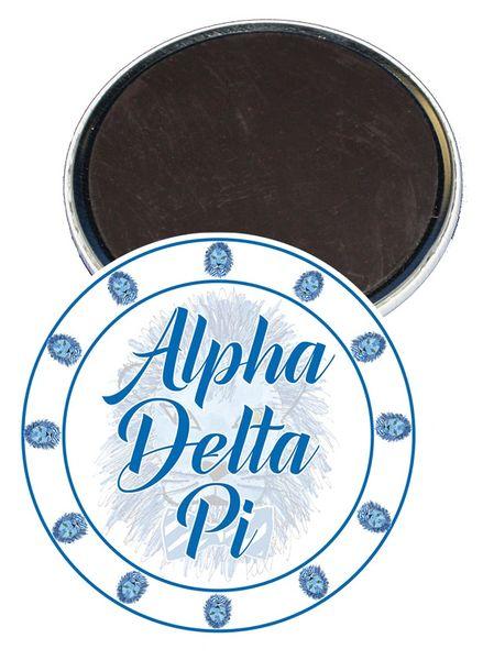 Alpha Delta Pi Sorority Magnet