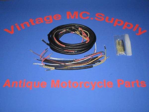 1962-1965 Topper Wiring Kit
