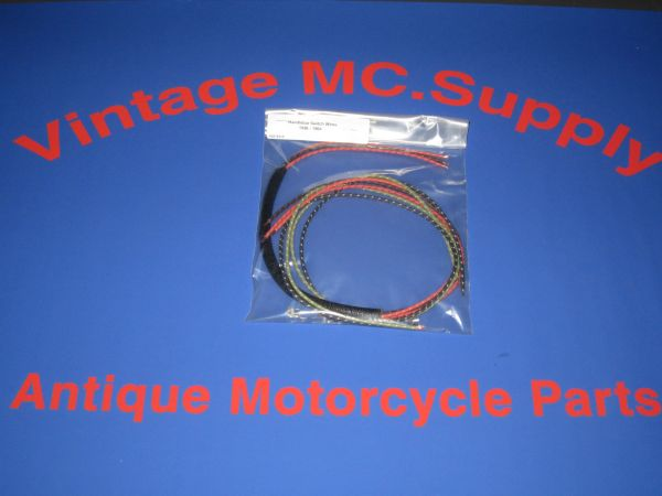 1936-1964 Handlebar Switch Wires