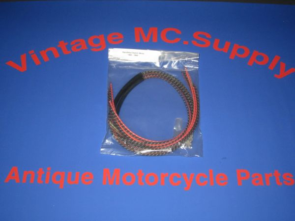 1965-1969 Handlebar Switch Wires
