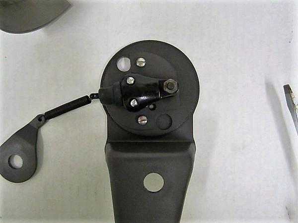 Harley Davidson Brake Light Switch Mounting Bracket B/K VL 1935-1938