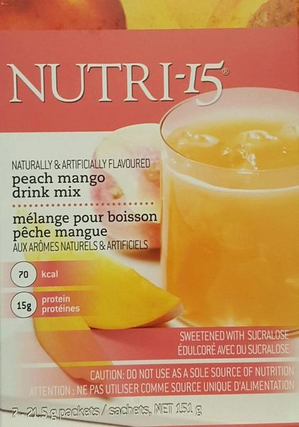 *** GET 2 FOR THE PRICE OF ONE*** (849V02 ) PrOti- Peach Mango Protein Drink - Unrestricted