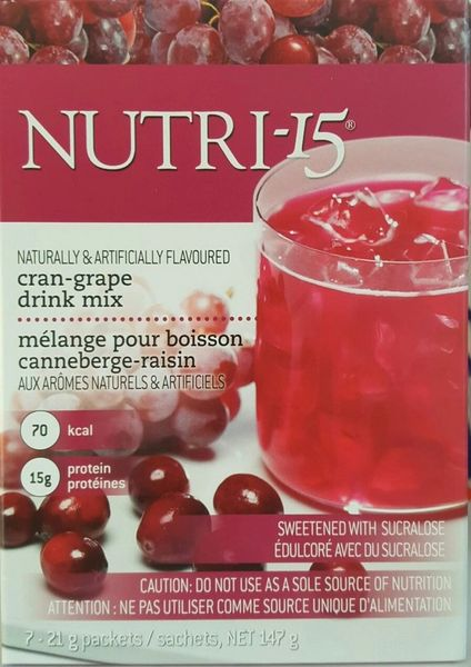 (850V02) - PrOti - Cran-Grape Drink - Unrestricted