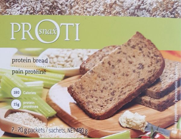 (1695V01) PrOti Protein Bread - UNRESTRICTED