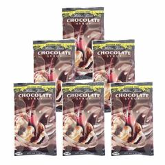( 6 packs) - Chocolate Syrup - 1 oz