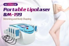 Portable Lipolaser Body Slimming Machine