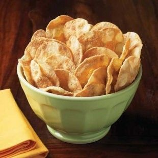 (023860) Ranch Crunch Protein Chips - - RESTRICTED
