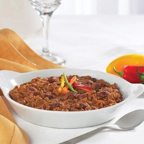 (020135) Healthwise Vegetable Chili with Beans - (Unrestricted)