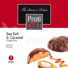 (007045) ProtiDiet Sea Salt & Caramel Crispy Bite - UNRESTRICTED