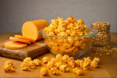 ( 451-A)Cheddar Popcorn - Restricted - (1 serving|)