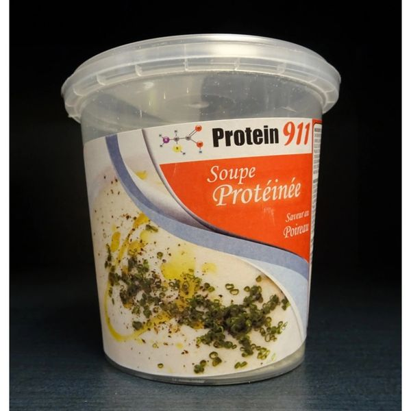 (11629) Protein911 Leek Flavor Soup in a CUP - UNRESTRICTED