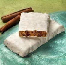 (1266A) Coated Raisins & Cinnamon Bar