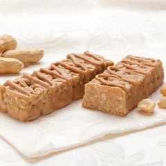 (1271)A Smooth Peanut Butter Mousse Bar - RESTRICTED - (7 Servings)