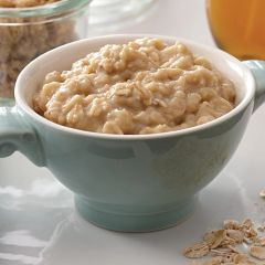 (011868) PrOti Maple & Brown Sugar Fluffy Oatmeal - - - Unrestricted - (7 Servings)