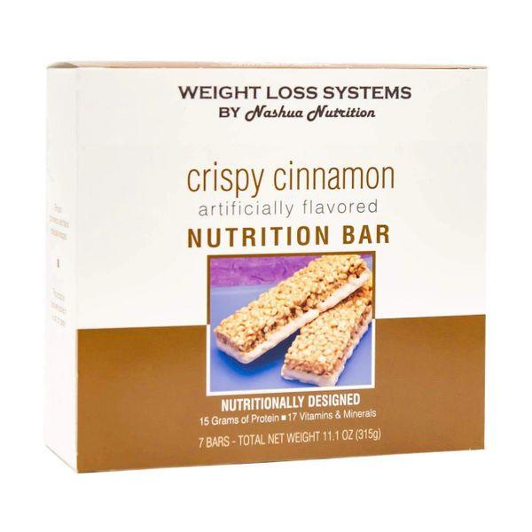 (0128355) Crispy Cinnamon Bar - RESTRICTED - (7 Servings)