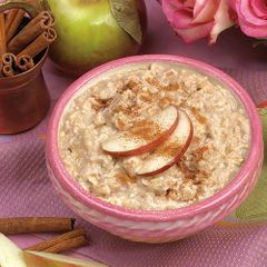 (0018700) Apple Cinnamon Oatmeal
