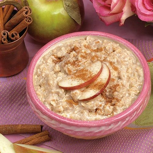 (0018700) Apple Cinnamon Oatmeal