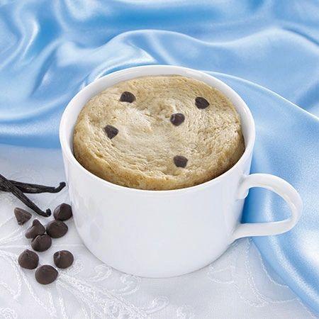 Vanilla Mug Cake - UNRESTRITED
