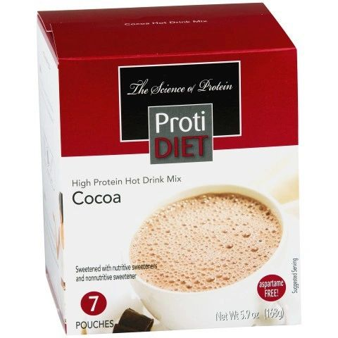 350141 ProtiDiet - Hot Drink - Hot Cocoa = ALTERNATIVE TO IDEAL PROTEIN --- UNRESTRICTED