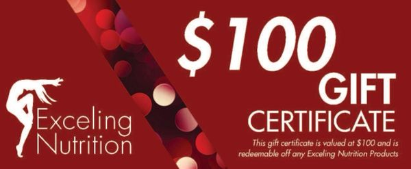 Gift Certificate - $100.00