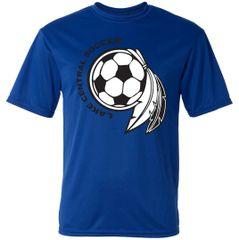 Soccer Dream Catcher Wicking Shirt
