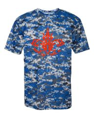 Troop 510 Digital Camo Short Sleeve T-Shirt