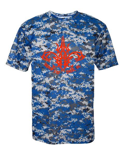 Troop 510 Digital Camo Short Sleeve T-Shirt