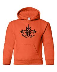 Troop 510 Youth Ecosmart Hooded Sweatshirt