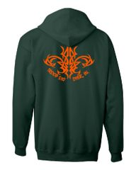 Troop 510 Full-Zip Hooded Sweatshirt