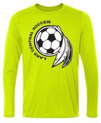 Soccer Dream Catcher Long Sleeve