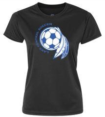 Soccer Dream Catcher Women's Wicking Shirt