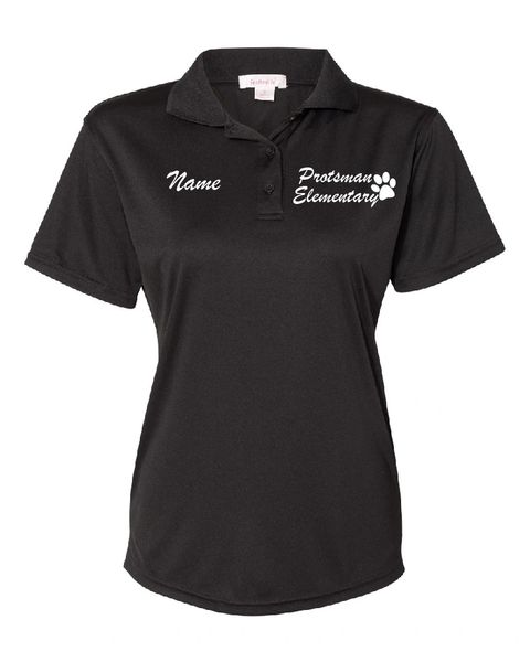 Protsman Elementary Women's Polos 2