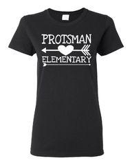 Protsman Elementary Women's Arrow Shirt
