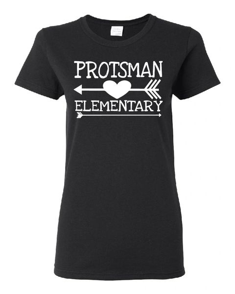 Protsman Elementary Women's Arrow T-Shirt