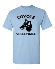 Clark Volleyball Cotton T-Shirt