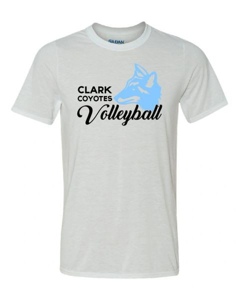 Clark Volleyball Performance T-Shirt