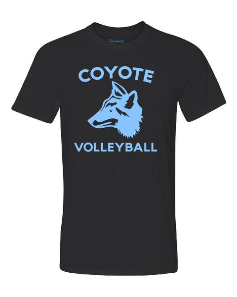 Clark Volleyball Performance T-Shirt 2