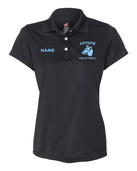Clark Volleyball Women's Polo