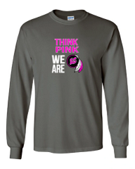 2018 Lake Central Breast Cancer Awareness Long Sleeve