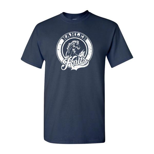 Kahler PTO Navy T-Shirt