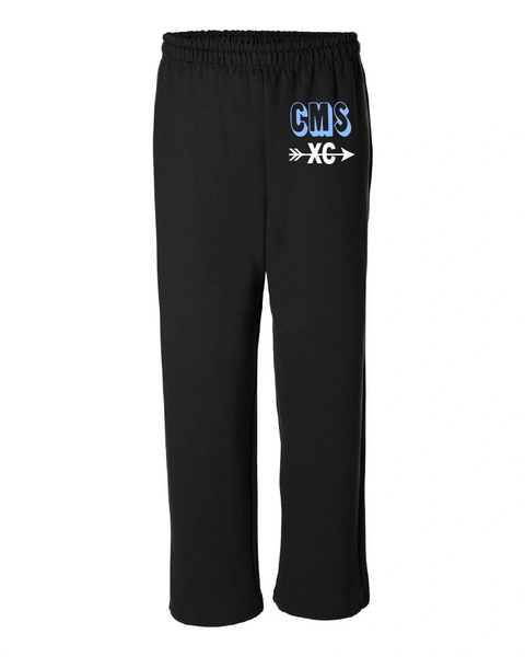 Clark Cross Country Black Sweatpants
