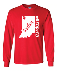 NWI Teacher Long Sleeves