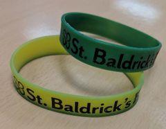 St. Baldrick's Mood Bracelet