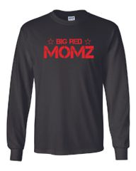 Big Red Momz Long Sleeves