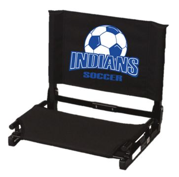 Indians Soccer Stadium Chair