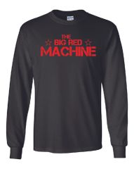 The Big Red Machine Long Sleeves