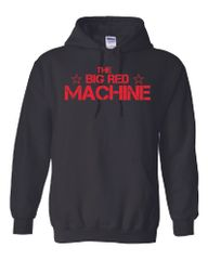 The Big Red Machine Hoodie