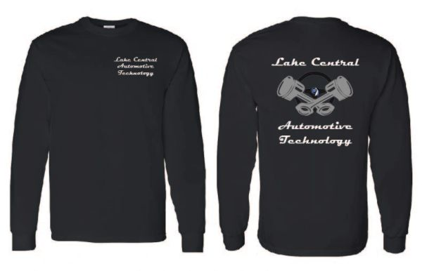 Lake Central Automotive Technology Long Sleeve
